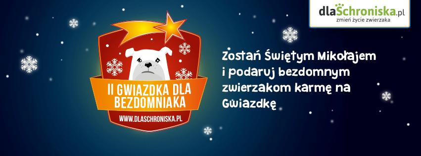 """""""Gwiazdka dla bezdomniaka""""1"""